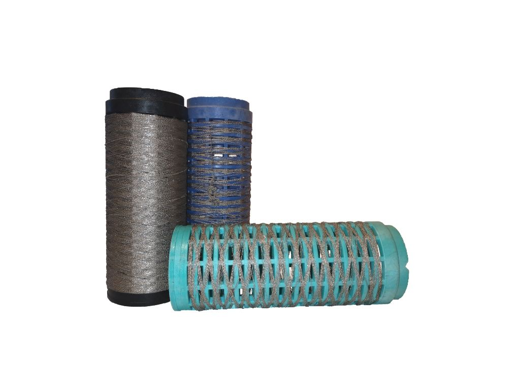 Textilsensor Textiler Sensor Dehnungsgarnes von Wearable Solutions