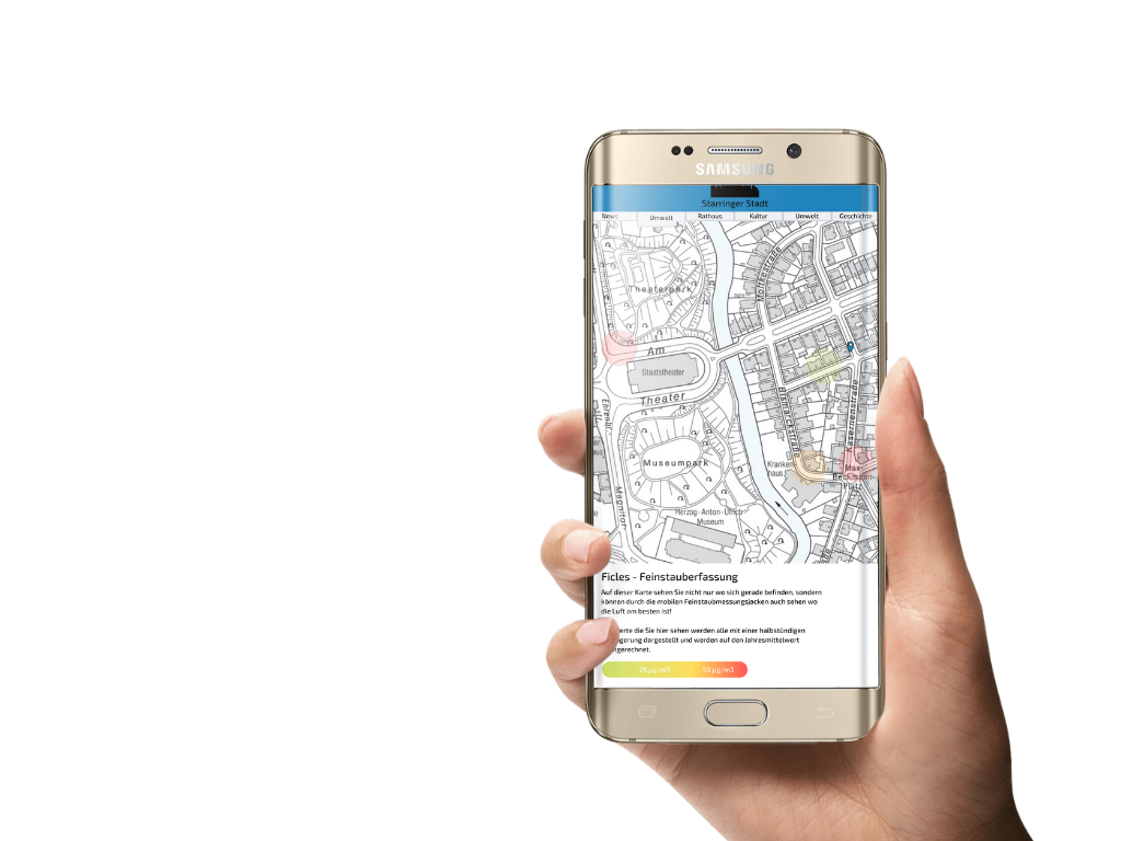 Ficles App von Wearable Solutions