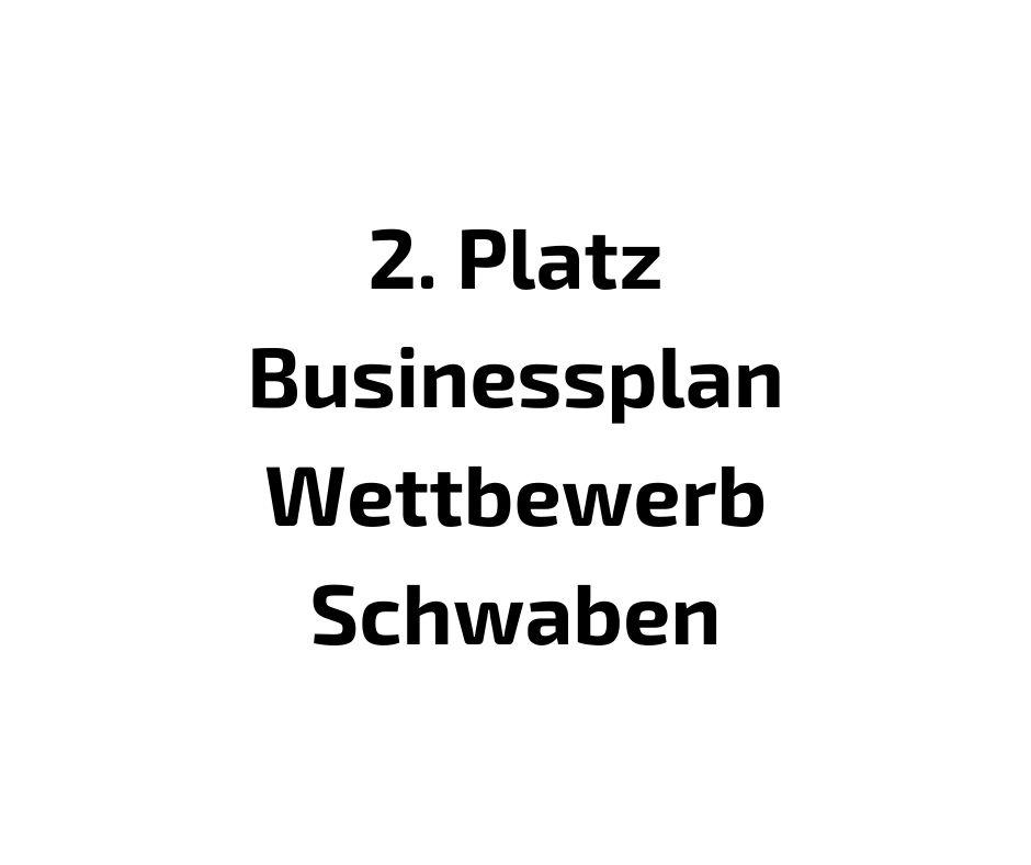 Businessplan Wettbewerb Schwaben